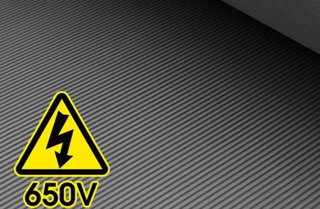 Heavy Duty Electrical Rubber Matting